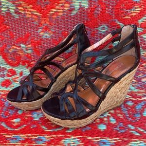 BCBGeneration tall wedges